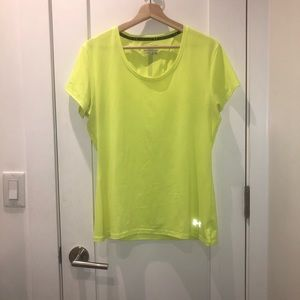 Under Armour Semi-Fitted Heat Gear T-Shirt
